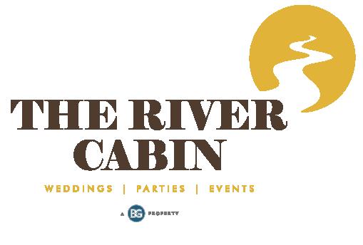 The River Cabin Logo